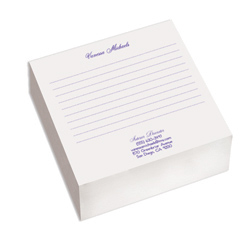 Skyline Desk Slab Notepad - Click to see larger image