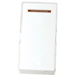 Executive Mini Lists with Holder - click to enlarge
